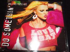 Britney Spears Do Somethin Rare Australian Remixes CD - Like New