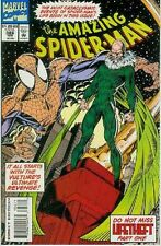 Amazing Spiderman # 386 (Mark Bagley) (Estados Unidos, 1994)