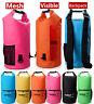 Multifunction Visible Exterior Zip Pocket Waterproof Dry Bag Backpack Outdoor