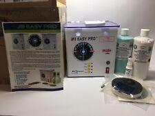 JFJ Easy Pro Plus Disc Cleaner CD DVD Video Repair Machine Gently Used