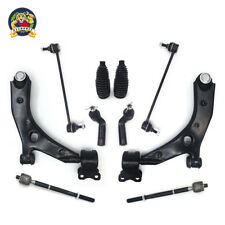 For Mazda 3 5 Non Turbo 10Pcs Front Lower Control Arm Set & Suspension Kit
