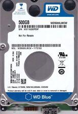 Western Digital  WD5000LMCW-11T31S3  dcm: HAMT2AK  500Gb  USB 3.0 C7-13