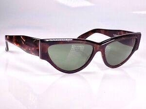 1980s B&L Ray Ban Onyx Wayfarer Oversize W0800 Sunglasses & Case