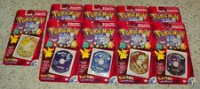 Pokemon - PokeROM - CD Rom Card Lot for PC/Mac - 9 Collectible CD Rom Cards
