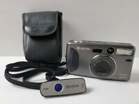 Yashica Kyocera T4 zoom with Carl Zeiss Vario Tessar 28-70mm f4.5-8 - FOR PARTS