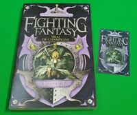 Trial of Champions ***BRAND NEW!!*** Icon Fighting Fantasy Ian Livingstone