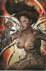 Witchblade #1 25th Anniversary Ariel Diaz Virgin Variant NM Image Comics g3
