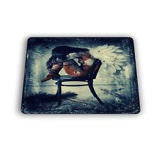 Bloody Angel Art Computer Mouse Pad For Home And Office size Mouse Mat