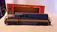 HO Scale AHM/Tempo Vintage Diesel Locomotive , Missouri Pacific Lines, Blue