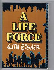 A Life Force TPB NM Kitchen Sink Press Comic Book Will Eisner DE27