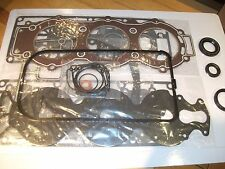 yamaha outboard 75hp 80hp 85hp power head gasket set thermostat and pump