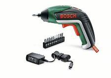 Akkuschrauber Bosch Schrauber Akku Mini USB Ladegerät Garten 10 Schrauberbits