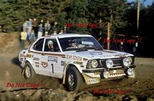 Hannu Mikkola Toyota Corolla Levin TE 27 1000 Lakes Rally 1975 Photograph 1