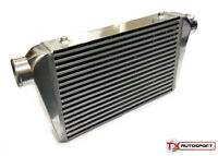Universal Sport Intercooler 640x300x75mm Front Mount FMIC Core - 76mm Inlets