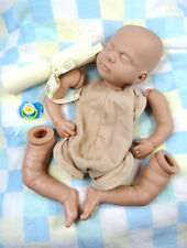 "20"" Reborn Doll Kit In Super Soft Viny Stunning Baby Boy Or Girl When Completed"