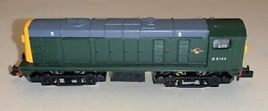 Graham Farish (8204) N Gauge Class 20 'D8144' in BR Green