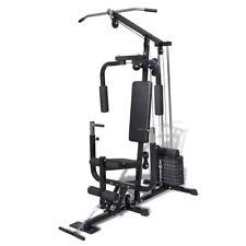 vidaXL Hantelbank Fitnessgerät Kraftstation Fitness Heimtrainer Multistation