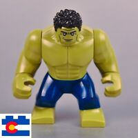 Minifigure Marvel Avengers Hulk Grande Pantaloni Viola