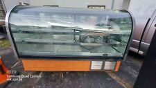 Marc Curved Glass Refrigerated Deli Bakery Display Case