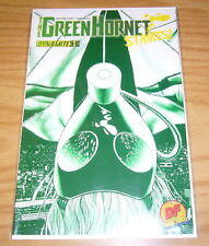 Green Hornet Strikes #1 VF/NM cool green edition w/COA (limited to 1,250) DF