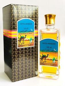 Bakhoor Al Arais 95ml Perfume Oil by Swiss Arabian Floral Spicy Amber Wood