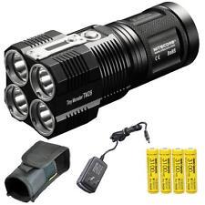 Nitecore TM28 6000 Lumen Tiny Monster Rechargeable LED Flashlight - TM26 Upgrade