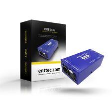 ENTTEC 70405 ODE MK2 Open Ethernet DMX ARTNET Gateway Light Controller Interface