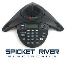 Polycom 2201-16200-001 SoundStation 2 Expandable Conference Phone