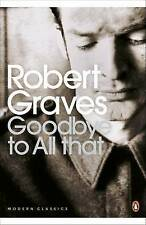 Goodbye to All That by Robert Graves (Paperback, 2000)