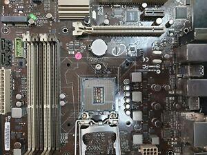 ASUS CS-B Motherboard LGA 1150 with Intel Pentium G3220 Dual Core CPU READ BELOW