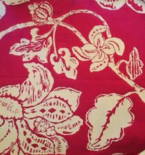 OSBORNE AND LITTLE Gramont 100% silk new remnant