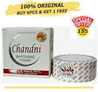 100% Original Chandni Skin Whitening Pakistani Beauty Cream Free Shipping