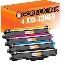 4 Toner XXL für Brother DCP-L 3510 CDW DCP-L 3550 CDW HL-L 3210 CW HL-L 3230 CDW