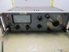 Hewlett Packard Hp 331a Distortion Analyzer 600ohm Audio Frequency 4o 21