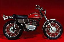 YAMAHA Poster DT1 DT1-C 250cc Trail Superb Suitable 2 Frame 2
