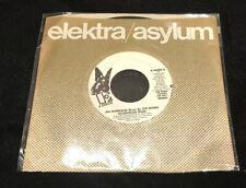 Jim Morrison Music By THE DOORS 45  Roadhouse Blues PROMO Elektra 1978