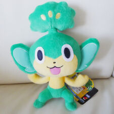 "Original Takara Tomy Pokemon Plush Stuffed Doll 8"" Pansage New"