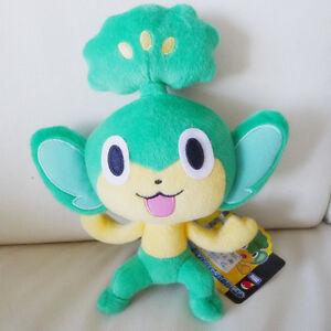 "Original Takara Tomy Pokemon Plush Stuffed Doll 8"" Pansage New"