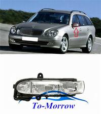 Left Door Mirror Turn Signal Light For Mercedes W211 E W463 E320 E500 G Class