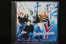 Generation Y – Welcome To Youtopia - CD  (C669)