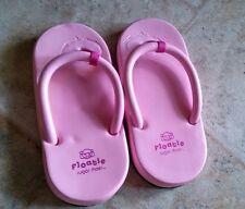 Excellent! Original 90's Floatie Sugar Shoes Flip Flop Sandals pink size small