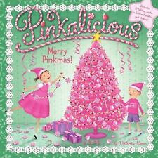 Merry Pinkmas! [With 8 Holiday Cards and Poster] (Mixed Media Product)
