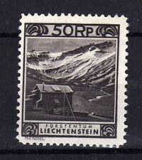 LIECHTENSTEIN 1930 Yv 102 Mi 102C d. 11-1/2 x 10-1/2  MLH *