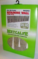 Metcalfe PO245 00 Retaining Wall Stone