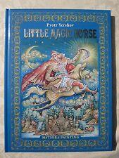 LITTLE MAGIC HORSE Pyotr Yershov MSTIORA PAINTING english edition
