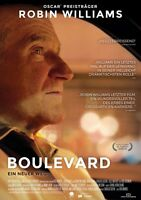 ROBIN WILLIAMS-BOULEVARD (ORIGINAL DEUTSCHE KINO  DVD NEUF