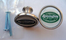 Remington Cabinet Knobs, Remington Rifle Logo Cabinet Knobs, Remington Knobs