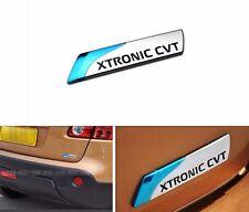 """ Xtronic "" Cvt Auto Trunk Deck Lid Plastic Badge Emblem For Almera Teana Tiida"