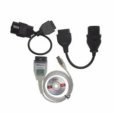 SMPS MPPS V13.02 ECU Chip Remap Tuning USB Cable K+CAN + 20 Pin BMW 38 Pin Benz