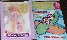 CORRIERE DEI PICCOLI ANNI 80,1988,5-FUMETTI ISIDORO,KISS ME LICIA,LA PIMPA,PUFFI